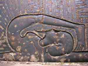 egypt-yoga-woman