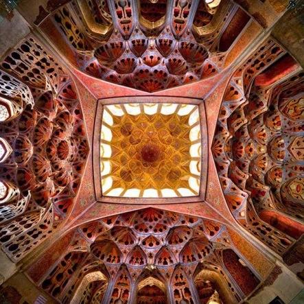 intérieur de mosquée