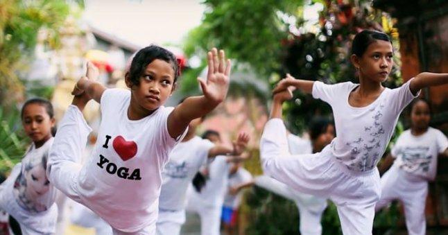 Kids Yoga 1